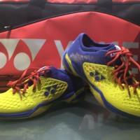 Sepatu Badminton Yonex SHB 03 LCW ORIGINAL sepatu bulutangkis Yonex Or