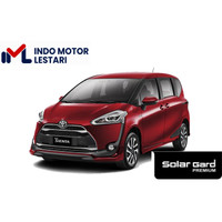 Kaca Film Full Set Solar Gard Premium Black Phantom Toyota Sienta