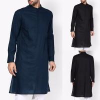 [IMPORT] INCERUN India Men kurta T-shirt Tunic Casual Long Sleeve