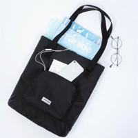 VISVAL - Tote Bag - Galla - Hitam