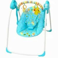 Bouncer baby Elle portabel swing 1 / ayunan bayi