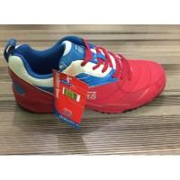 Sepatu Badminton RS Sirkuit 568 Red