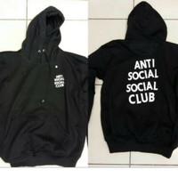 HOODIE GAUL ANTI SOCIAL SOCIAL CLUB - JAKET HOODIE