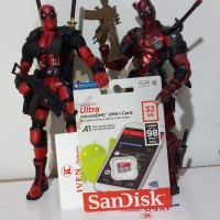 Memory Memori Card MicroSD Micro SD Sandisk Ultra Class 10 32GB 32 GB