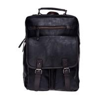 Urban State - Pu Utility Large Backpack - Black