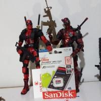 sandisk ultra memory 32gb A1 micro sd class 10 memori microsd 32 gb