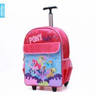 My Little Pony Jeans Trolley 16 - Adinata / Tas koper / Troli