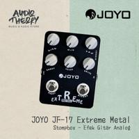 Joyo Stombox Extreme Metal Effect / Efek Pedal Gitar Original