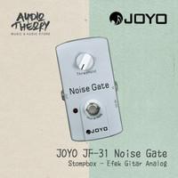 Stompbox Joyo JF 31 Noise Gate Effect / Efek Pedal Gitar Original