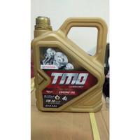 Oli Mesin Mobil Toyota Diesel TMO Gold 5W-30 Synthetic 4 liter Asli