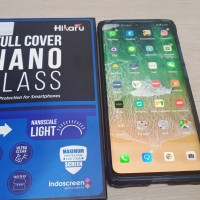 Hikaru Nano Tempered Glass for Huawei p30, p30 pro, mate 20, p20