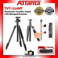 Tripod ATTanta TVT-224MT Aluminium Traveller Tripod Monopod Kamera