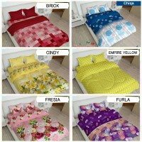 Bedcover Lady Rose Uk 160x200/Queen size Mix Motif