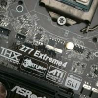 Paket Asrock Z77 EXTREME 4 LGA 1155 ft. Intel Core i5-2500K