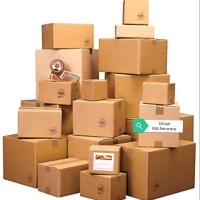 Karton Kardus Dus Box Tambahan Packing Bungkus Bungkusan Kemasan Aman