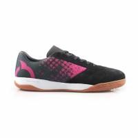 Sepatu futsal ortuseight jogosala avalanche black pink