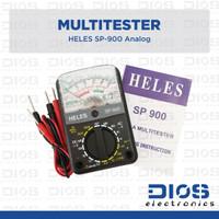 Multimeter Analog HELES SP-900 / Multitester / Avometer