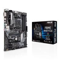 Asus Prime B450-PLUS (AMD B450, AM4, DDR4) Support 3rd Gen Ryzen