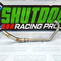 Leher Knalpot Racing SUZUKI GSX R150 - GSX S150 - BANDIT 150