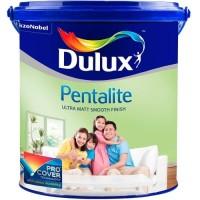 Cat Dulux Pentalite Warna PURE WHITE / Pail 20 L