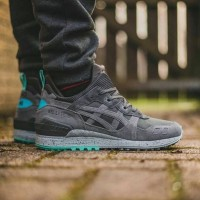Sepatu Pria Asics Gel Lyte MT lll Grey Original Size 40-44
