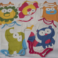 1 set jumper bayi 5pcs