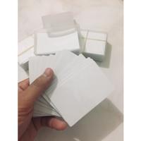 best seller anti gores kartu ktp,sim laminating kartu langsung tempel