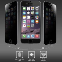 TRENDY Tempered Glass ANTI SPY iPhone 4 4G 4S Privacy Screen Guard