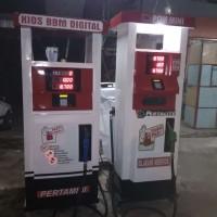 Alat Mesin Pom Bensin Mini Digital Murah Garansi 1 Tahun Full Service