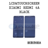 LCD XIAOMI REDMI 6A + TOUCHSCREEN BLACK