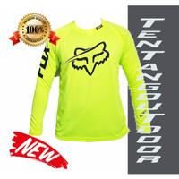 Jersey Sepeda PREMIUM Downhill F022 Cross Motor DH Baju Kaos Sepeda
