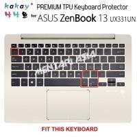 Keyboard Protector ASUS ZenBook 13 UX331 KAKAY Premium TPU Clear LAR