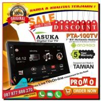 HeadUnit Asuka PTA 100 ANDROID MULTIMEDIA CAR TV / ASUKA PTA - 100 TV