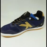 New Items Sepatu Futsal Kelme Original Intense Indigo Blue New 2018