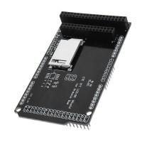 Terlaris TFT/SD Shield Expansion Board For Arduino DUE LCD Module SD