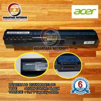 Baterai Original acer UM08A73 Laptop Series ZG5 AO531 A100 A110 A150