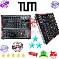 MIXER PREMOUM TUM 8 CHANNEL MINI PREMIUM HD AUDIO PROFESSIONAL MIXING