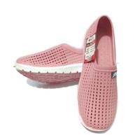 Sepatu Jelly Wanita Karet Anti Air Tidak Bau dan Nyaman ATT