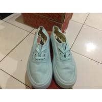 Sepatu Vans Authentic Classic Sky Blue (Biru Langit) Women