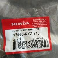 JOINT INJEKTOR SUPRA X HELM IN FI BLADE 125 Asli Honda 17560KYZ710