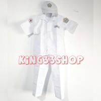 Baju Profesi Anak Dokter Cilik 1 set