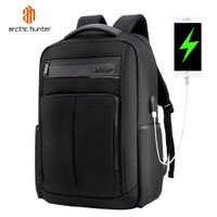 Arctic Hunter Tas Ransel Kasual Backpack Laptop 15.6Inc USB B00121C