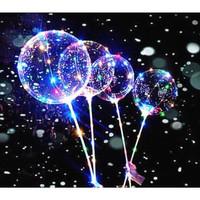 Grosir Balon PVC 18 Inch isi 50 Pcs / Balon Transparan / Balon PVC