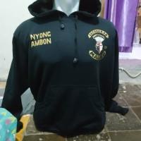 T-shirt/Jaket/Hoodie/Zipper/Sweater/NYONG AMBON SATUDARAH MALUKU