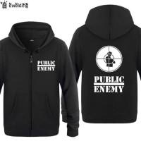 T-shirt/Jaket/Hoodie/Zipper/Sweater/PUBLIC ENEMY
