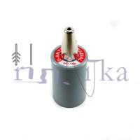 D Antenna PO-150 Antena Rig Mobil VHF HT Larsen Silver Chrome Putih