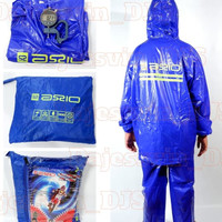 Jas Hujan AXIO Karet Rubber Raincoat 298 like GMA 0,21mm biker keren