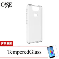 Case for Asus Zenfone 6 - 6Z 2019 - ZS630KL - 6.4 inch - Clear - Grati