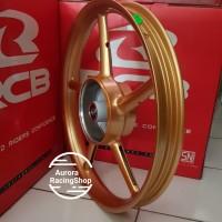 Velg Racing RCB Belakang Jupiter Z - Vega R - MX Old - SP 522 Gold