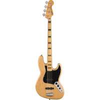 Squier Classic Vibe 70s Jazz Bass Natural nms